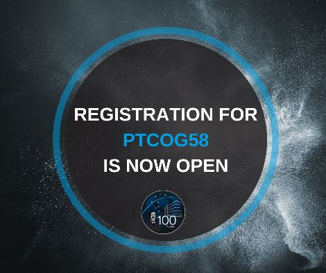 PTCOG58 Registration